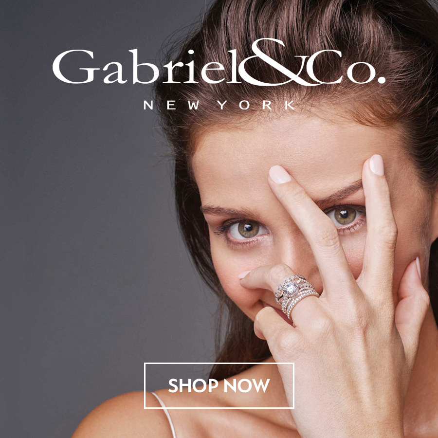 Shop Gabriel and Co Engagement Rings in San Antonio, Texas